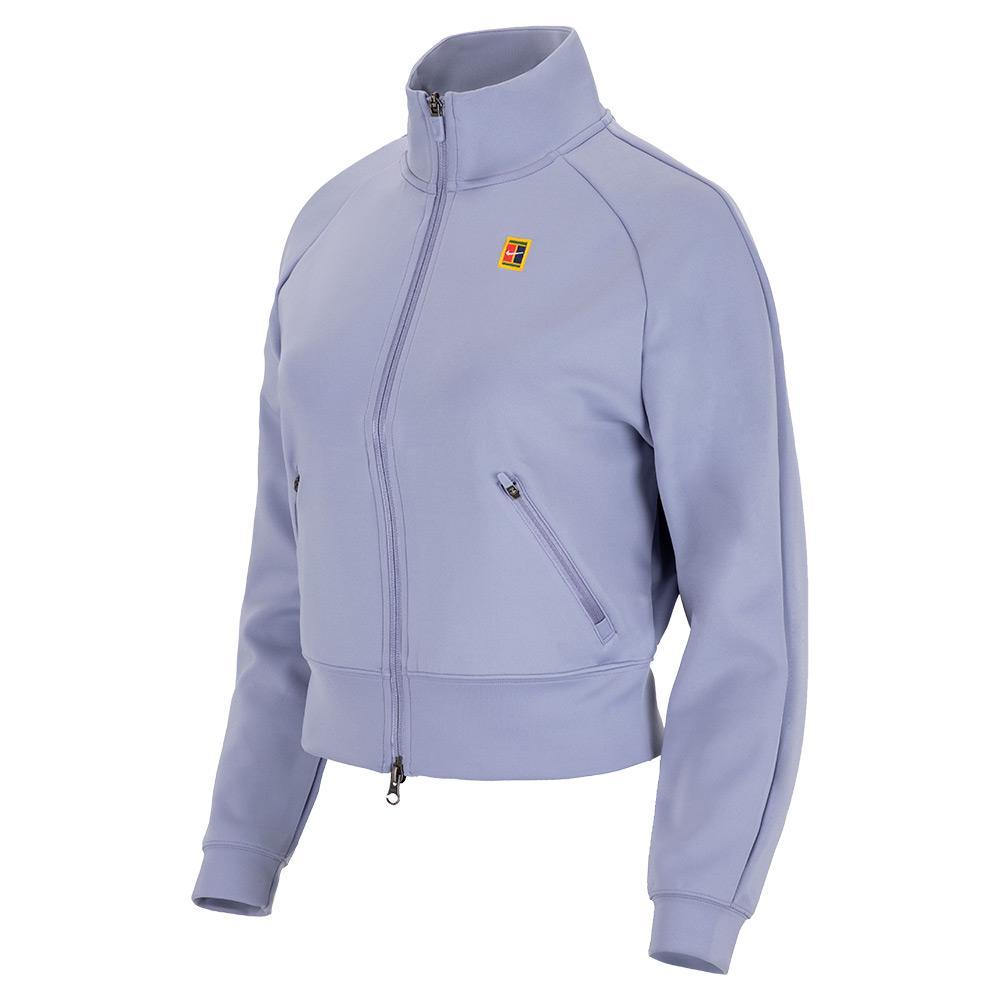 Women's Court Dri- Fit Heritage Full Zip Tennis Jacket
