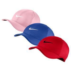 Juniors` AeroBill Featherlight Tennis Cap