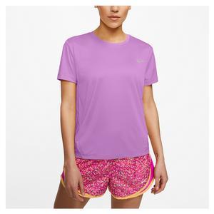 Women`s Miler Short-Sleeve Running Top