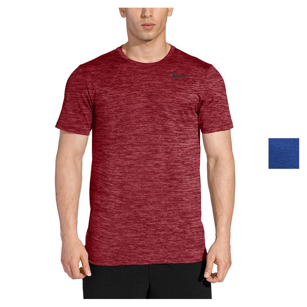 Men's Dry Short- Sleeve Training Top