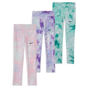 Girls` One Printed Tights