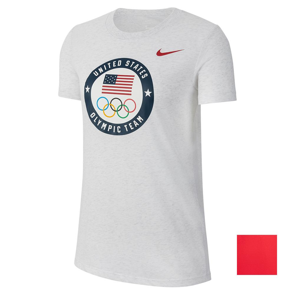 Women's Dri- Fit Team Usa Training T- Shirt