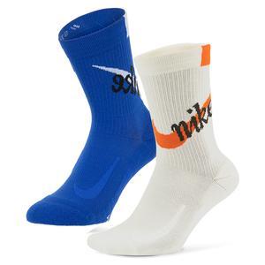 Multiplier Running Crew Socks