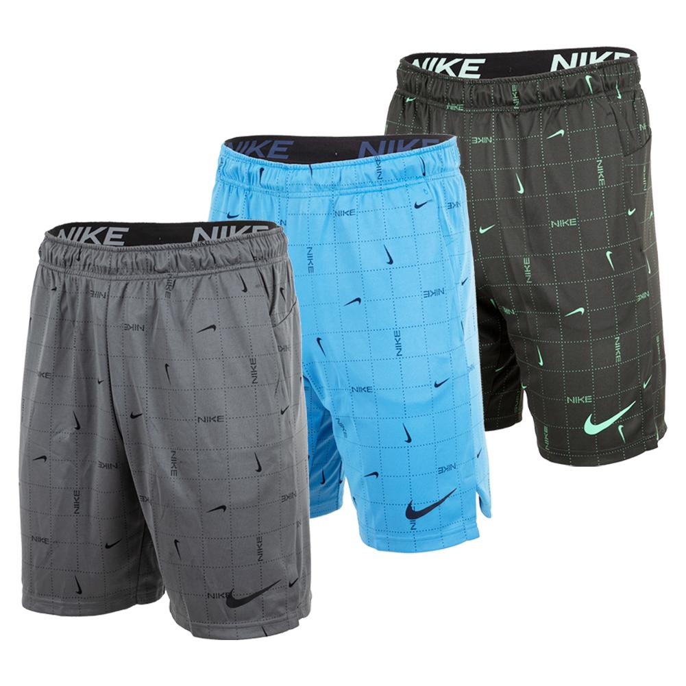 Men's Dri- Fit Printed Training Shorts