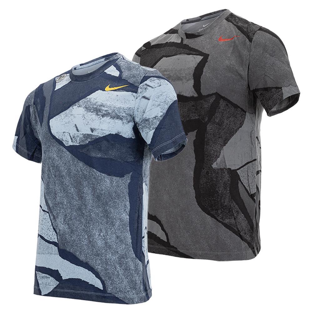 Men's Dri- Fit Printed Training T- Shirt