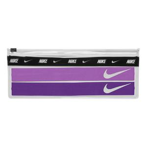Women`s Tennis Headbands 2 Pack with Pouch Violet Shock and Wild Berry