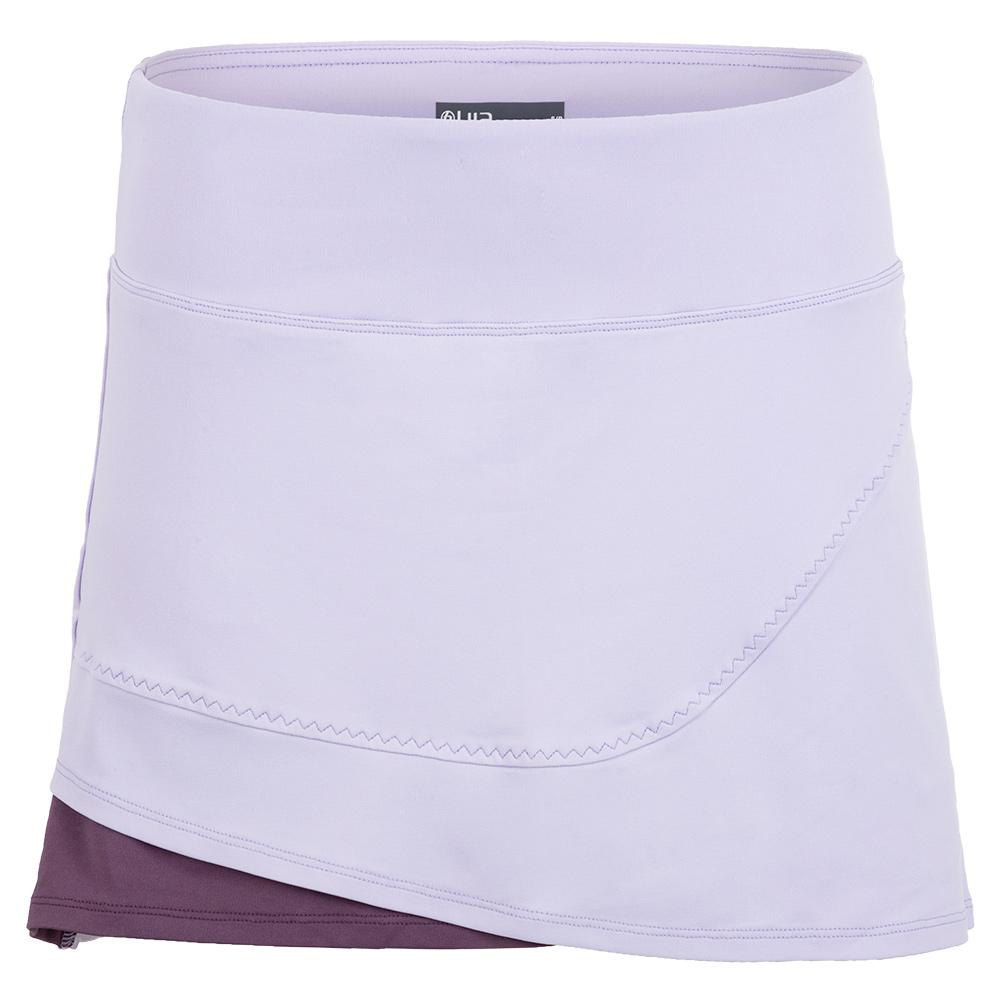 Women's Power Tennis Skort Bluebell And Currant