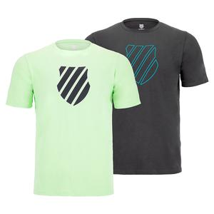 Men`s Hypercourt Logo Tennis Tee