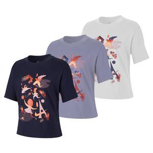 Women`s RG Court Dri-FIT EnHergy Tennis T-Shirt