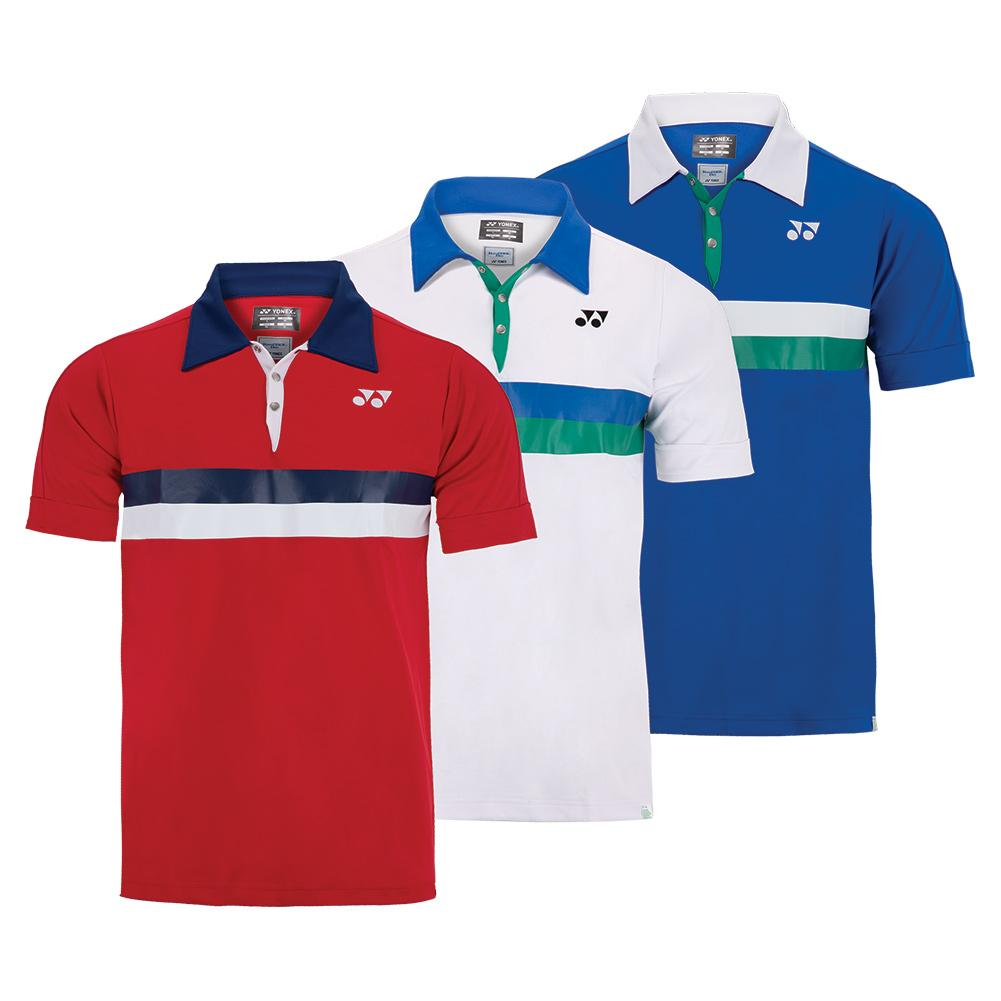 Men's 75th Elite Tennis Polo