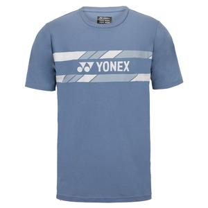 Men`s Practice Tennis T-Shirt Mist Blue