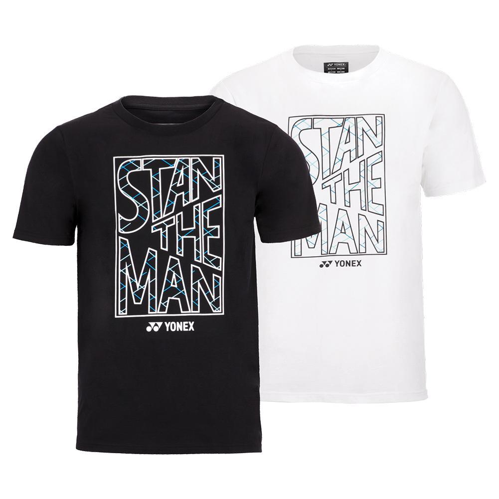 Men's Stan The Man Practice Tennis T- Shirt