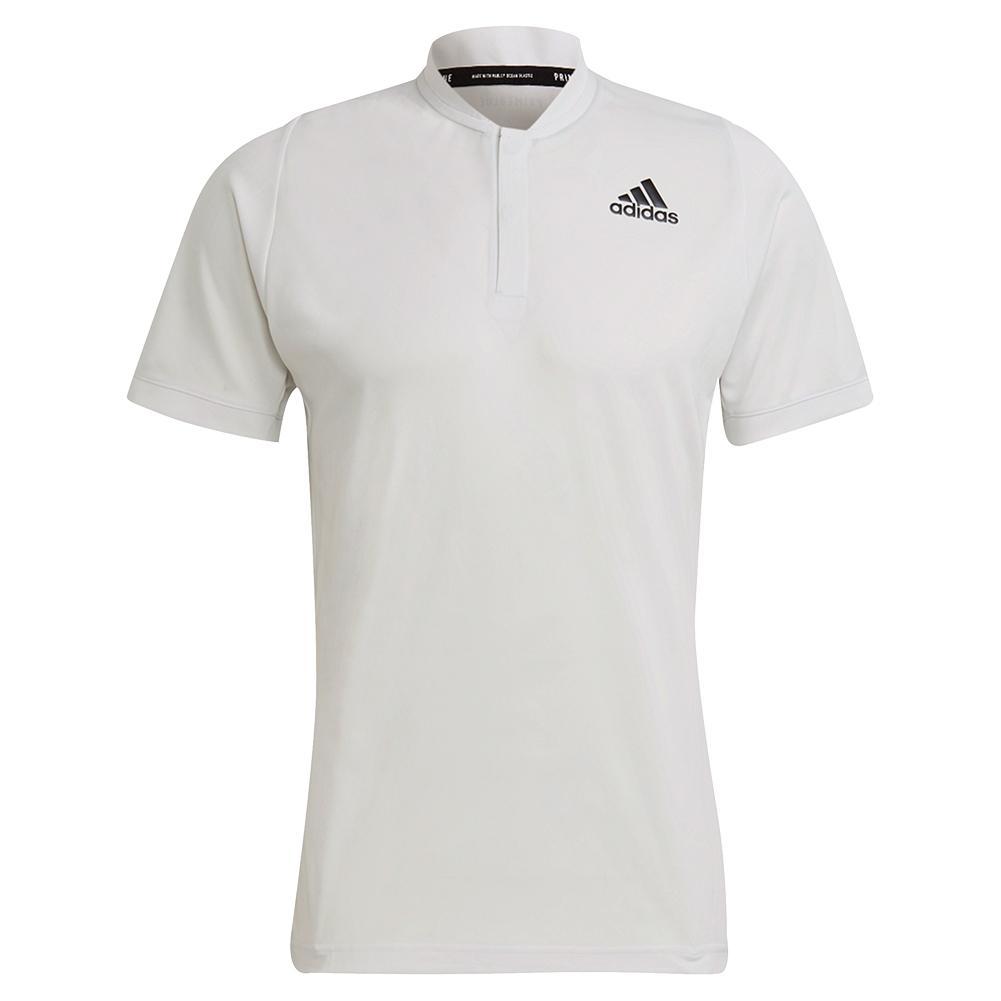 Men's Primeblue Freelift Tennis Polo White