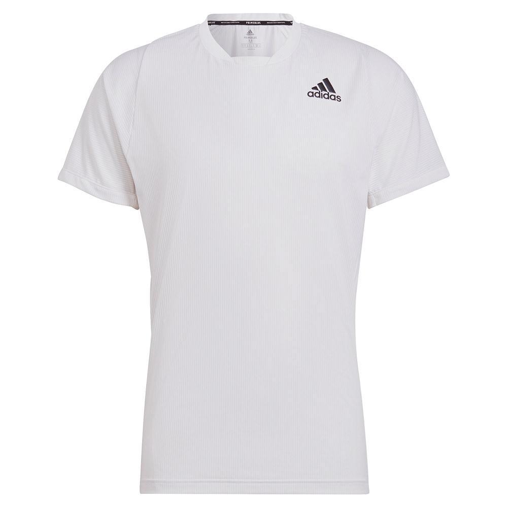 Men's Primeblue Freelift Tennis Top White