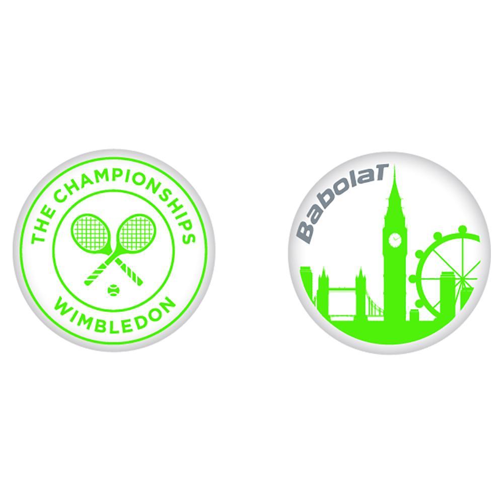 Wimbledon Tennis Dampener 2 Pack