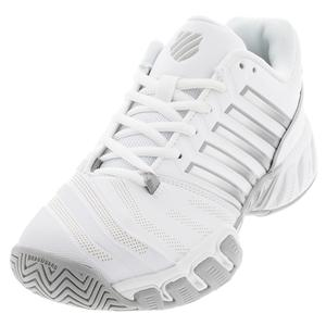 Women`s Bigshot Light 4 Tennis Shoes White and High-Rise