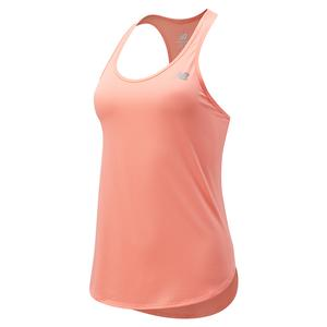 Women`s Accelerate Performance Tank Paradise Pink