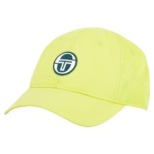 Men`s Melbourne Tennis Cap Limeade