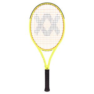 Juniors` V-Cell 10 Prestrung Tennis Racquet