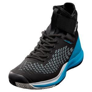 Men`s Amplifeel 2.0 Tennis Shoes Black and Barrier Reef