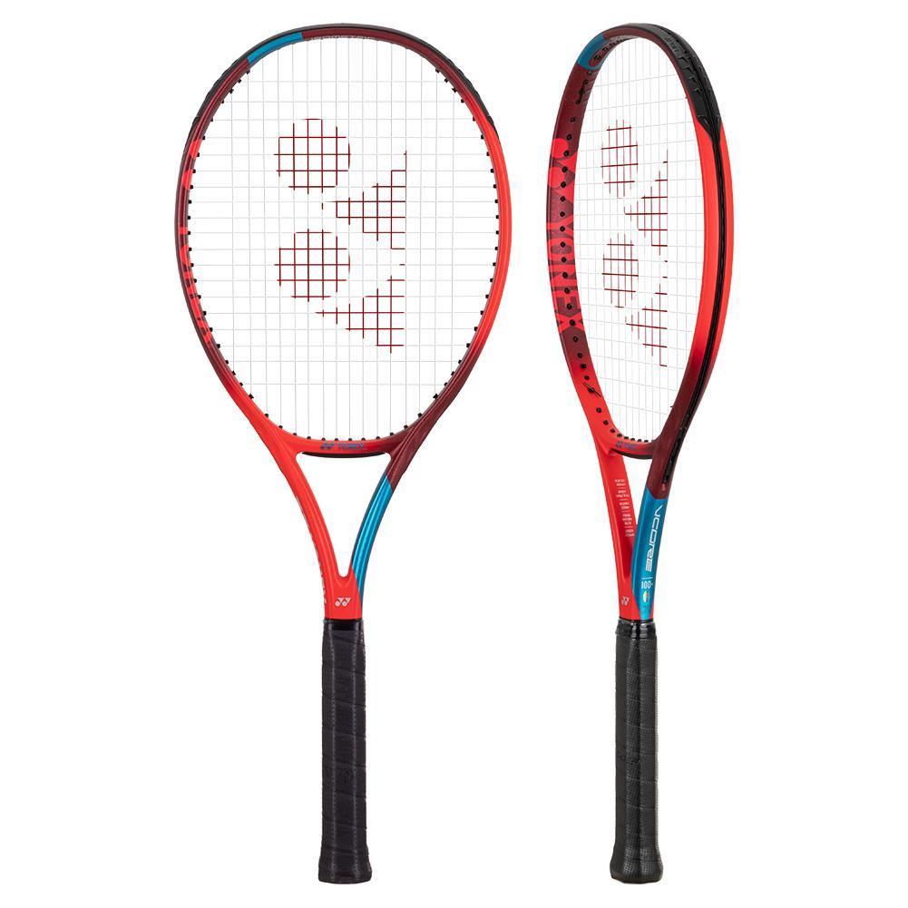 Vcore 100 Plus Tango Red Demo Tennis Racquet