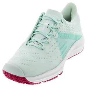 Juniors` Kaos 3.0 Tennis Shoes Soothing Sea and White