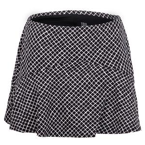 Women`s Darla 13.5 Inch Tennis Skort Diamond Trail