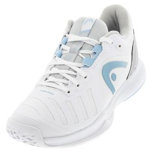 Women`s Sprint Team 3.0 Tennis Shoes White and Grey