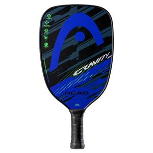 Gravity SH Pickleball Paddle Purple and Green