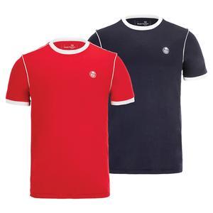 Men`s TCP Pro Short Sleeve Tennis Top