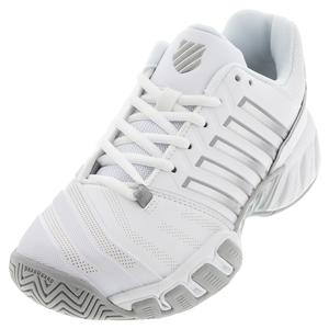 Juniors` Bigshot Light 4 Tennis Shoes White and High-Rise