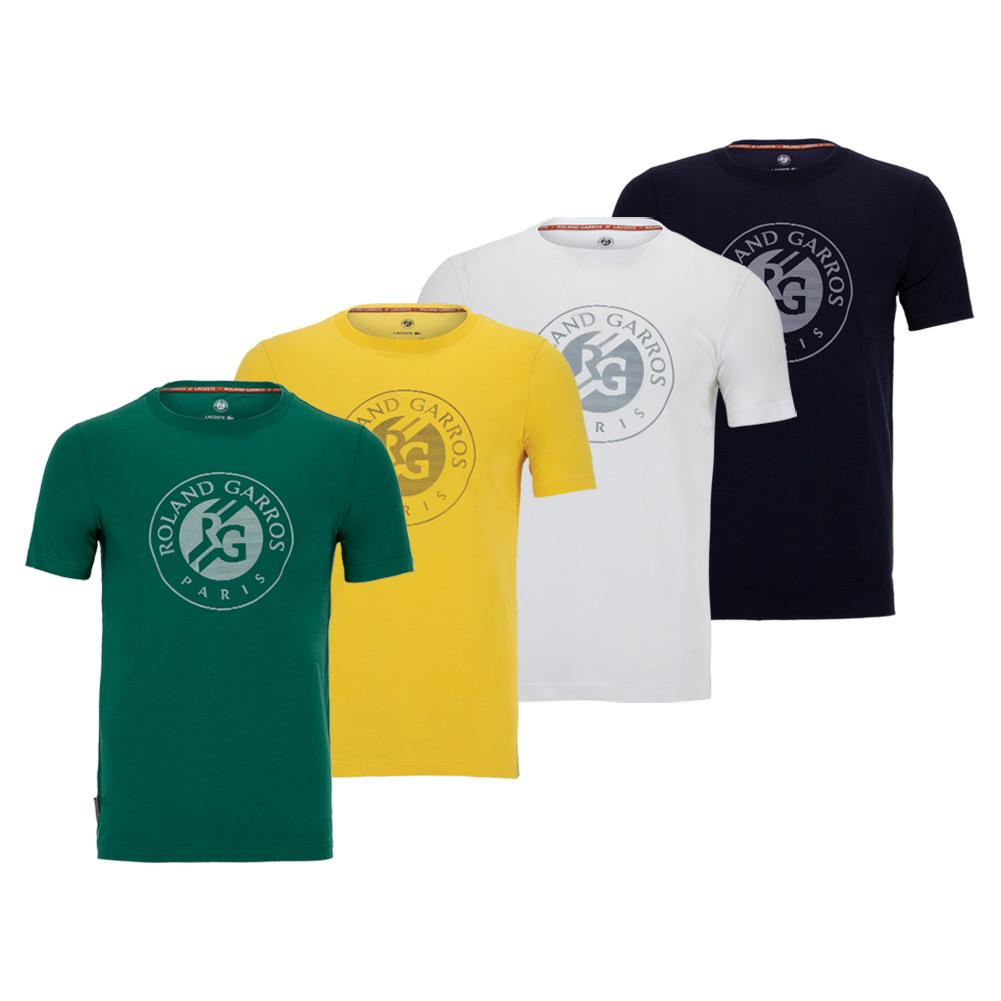 Men's Roland Garros 2021 Performance Tennis T- Shirt