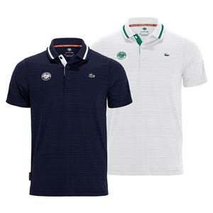 Men`s Roland Garros 2021 Performance Tennis Polo