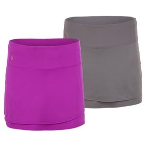 Women`s Violet Dreams Tennis Skort