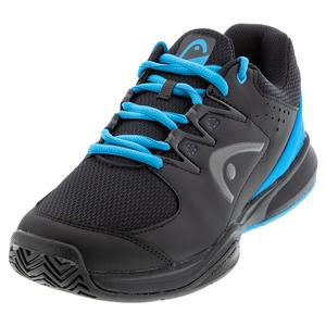 Men`s Brazer 2.0 Tennis Shoes Raven and Ocean