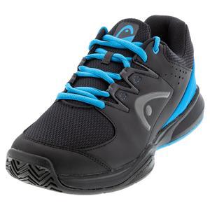 Men`s Brazer 2.0 Tennis Shoes Raven and Ocean
