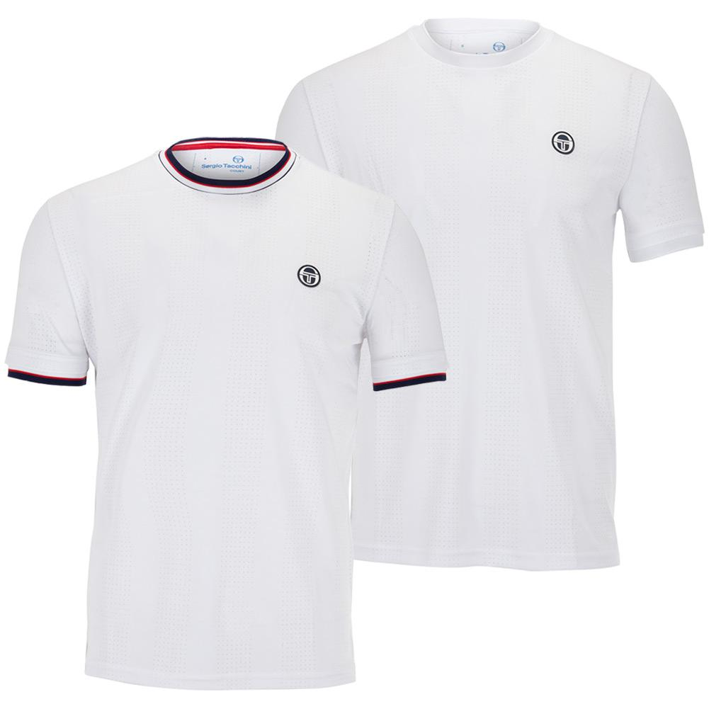 Men's Paris Short Sleeve Tennis Top