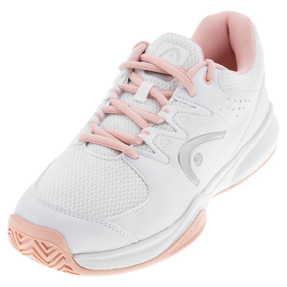 Women's Brazer 2.0 Tennis Shoes White And Rose