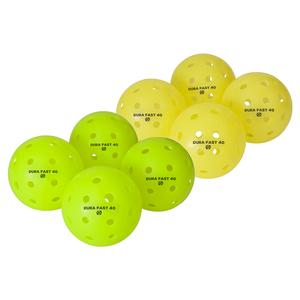 Dura Fast 40 Outdoor Pickleball 4-Pack