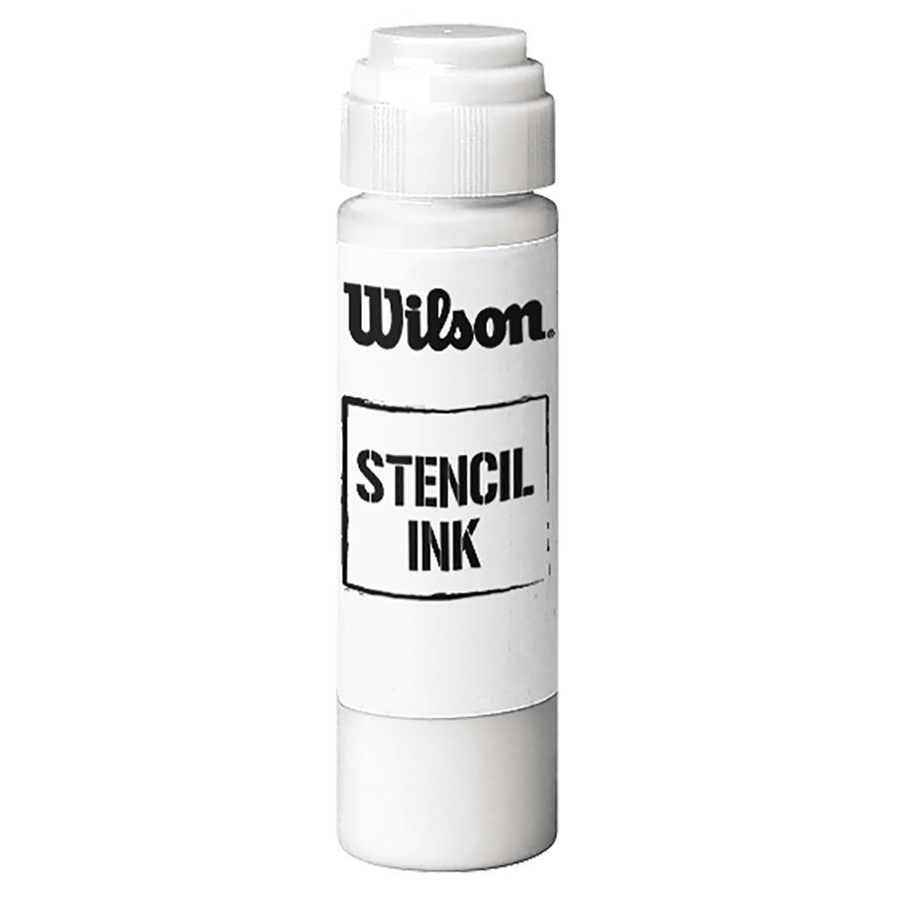 Stencil Ink White