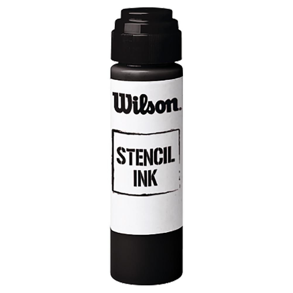 Stencil Ink Black