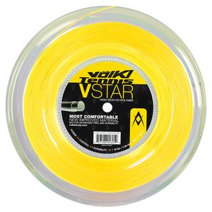 V-Star Tennis String Reel Neon Yellow