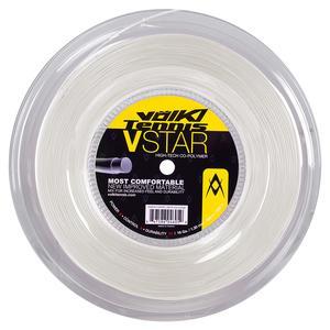V-Star Tennis String Reel White