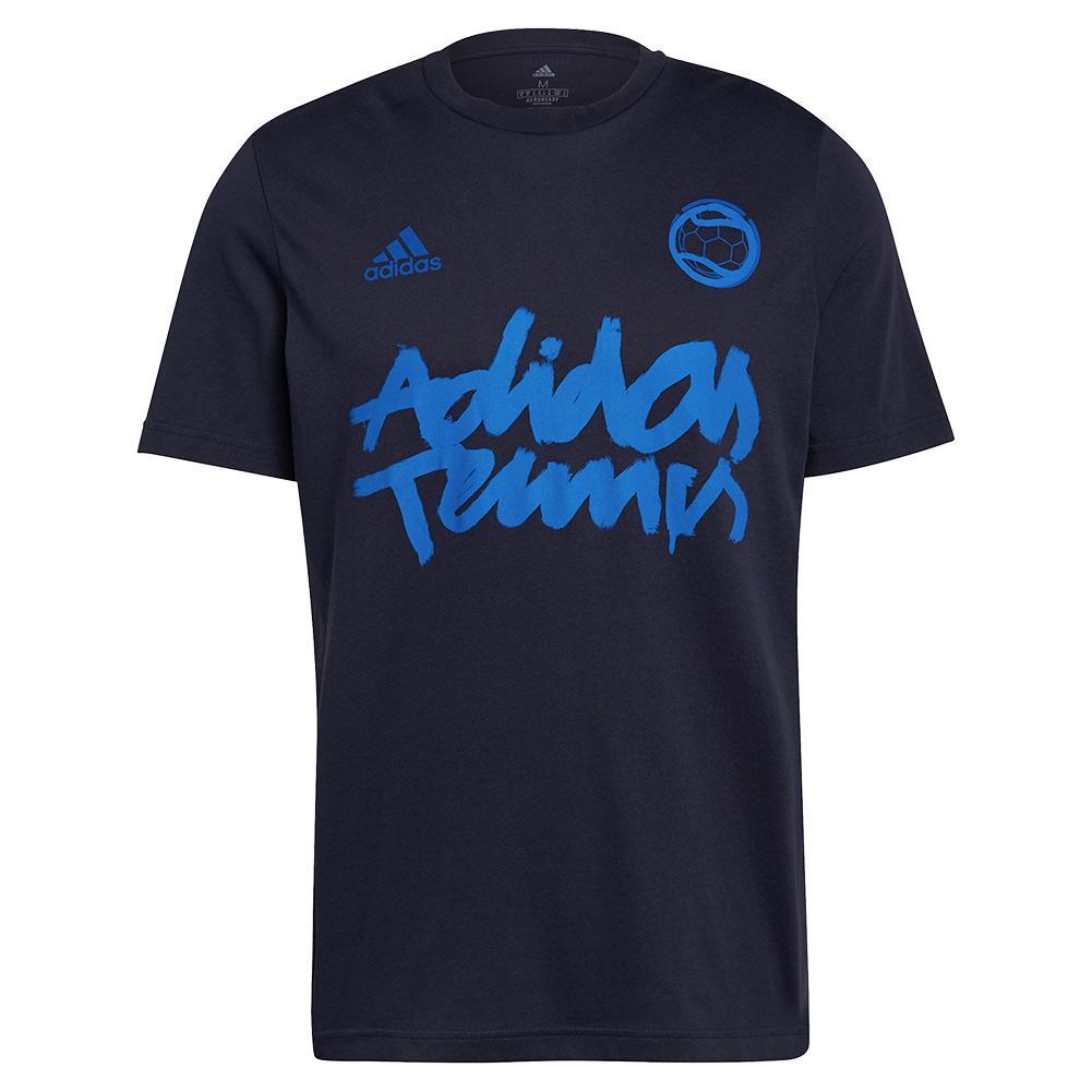 Men's 1v1 Graphic Tennis T- Shirt Legend Ink