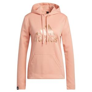 Women`s Game and Go Big Logo Hoodie Ambient Blush