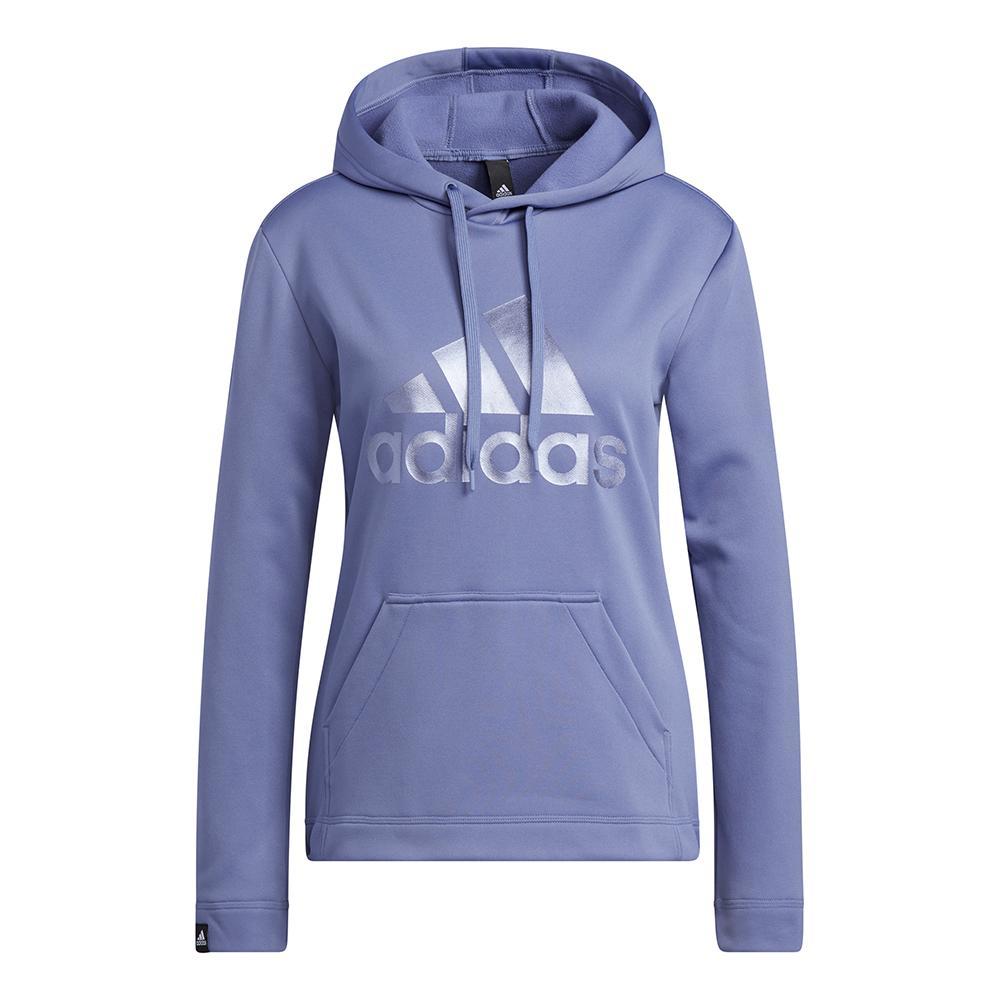 Women's Game And Go Big Logo Hoodie Orbit Violet