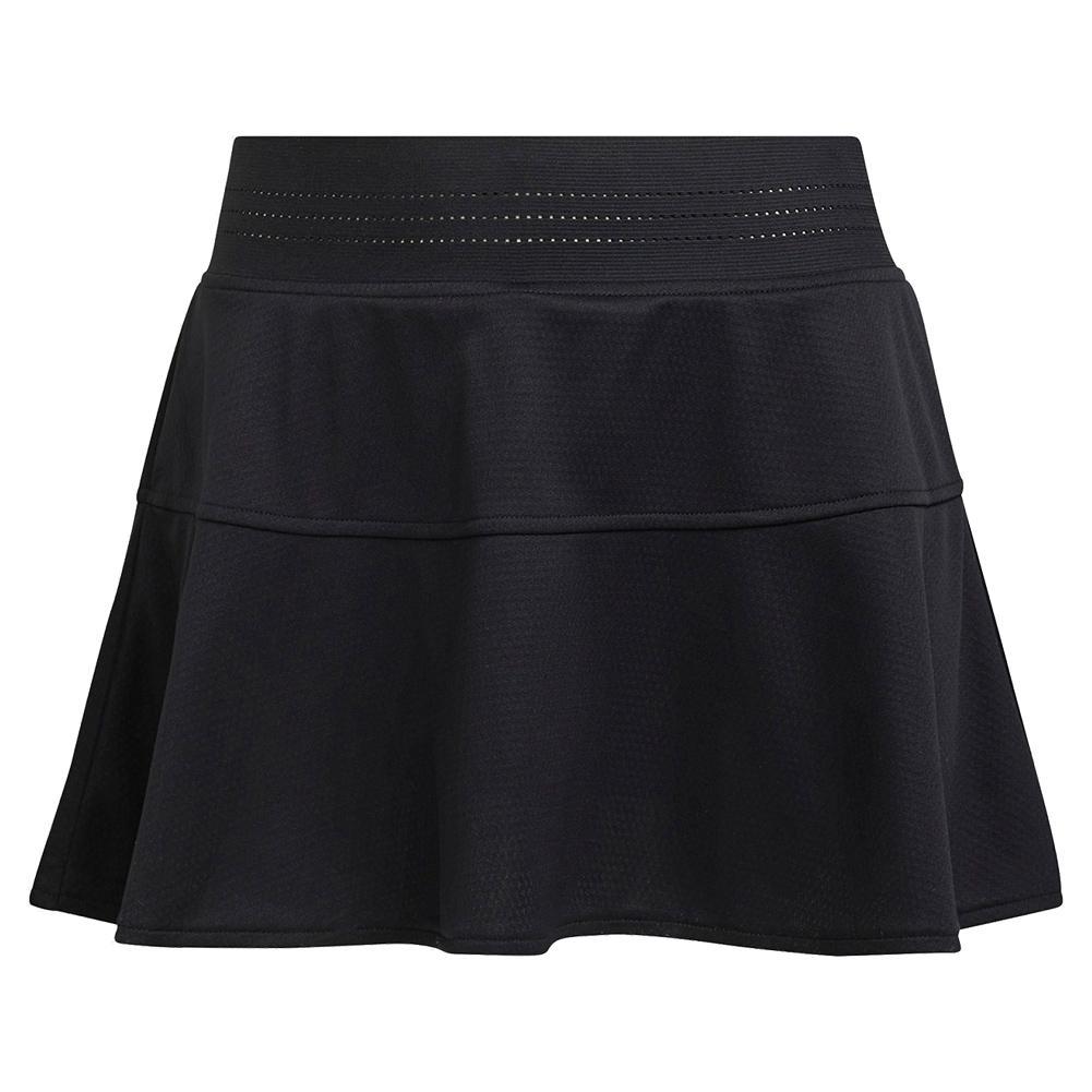 Women's Primeblue Heat.Rdy Tokyo Match 13 Inch Tennis Skort Black And White