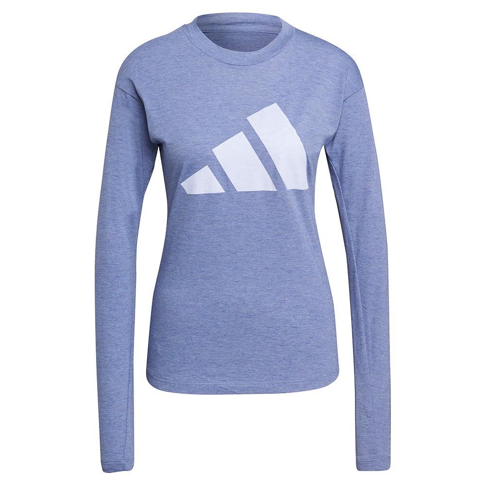 Women's Sportswear Winners 2.0 Long Sleeve Top Orbit Violet Melange
