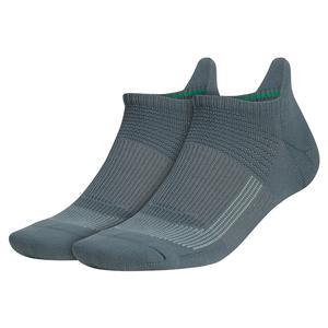 Mens Superlite UB21 Tabbed No Show Socks 2-Pack Blue Oxide and Carbon