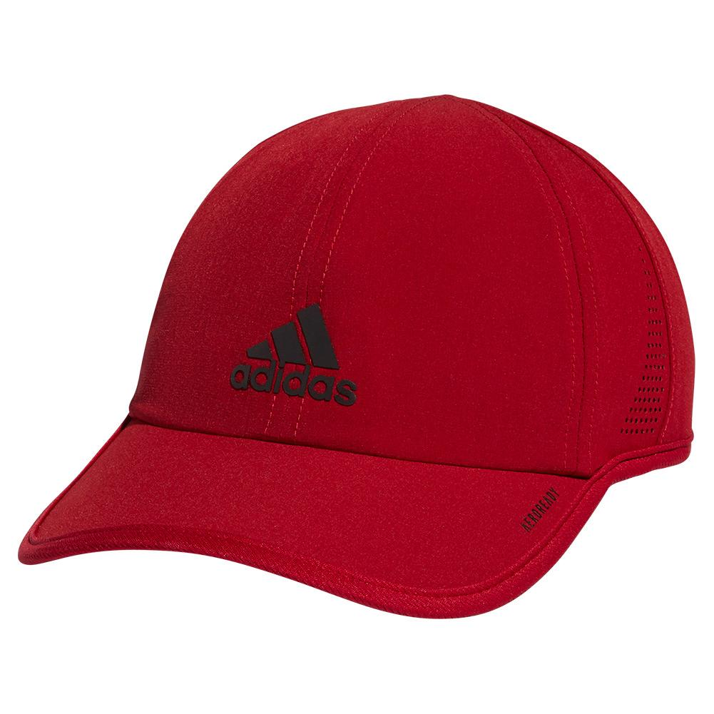 Men's Superlite 2 Cap Team Victory Red And Black Reflective